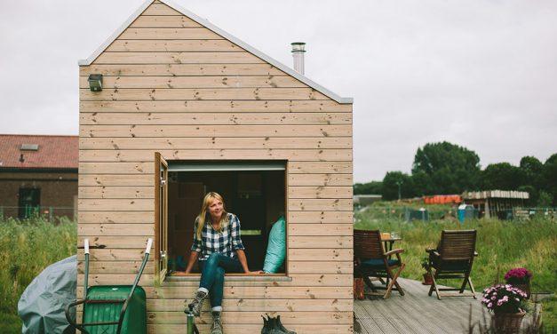Marjolein, Tiny House Pioneer